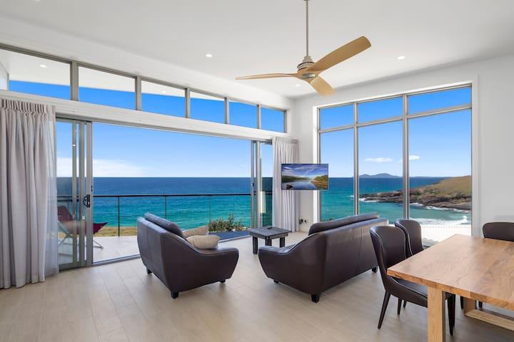 New Home 'Breathtaking Views'- 2B Waratah St