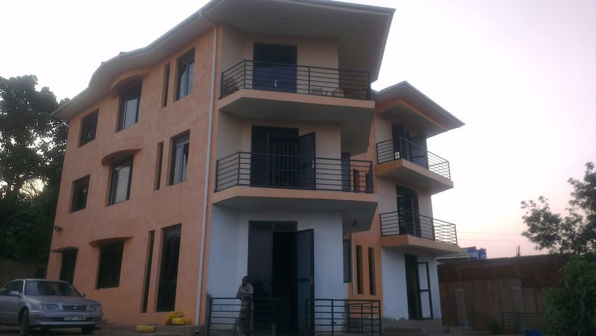 Contemporary accommodation to stay - Central Region - Apartment