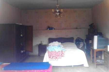 Priovate room with double bed - Mexico City