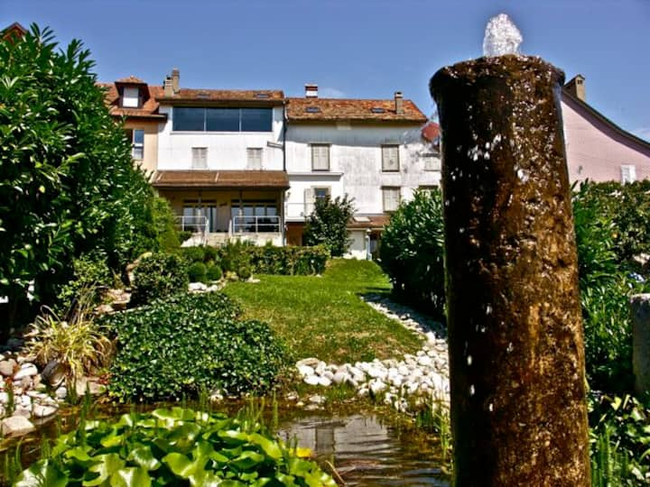 CONFORT - VIEW - GOOD PRICE 6 ROOMS - 2/7 GUESTS