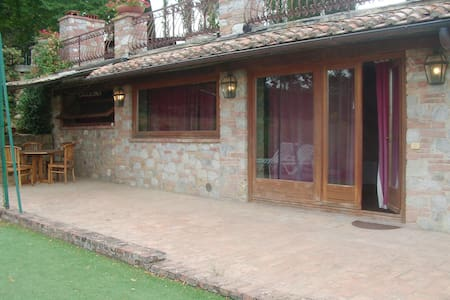 Tennis house - Cetona - House