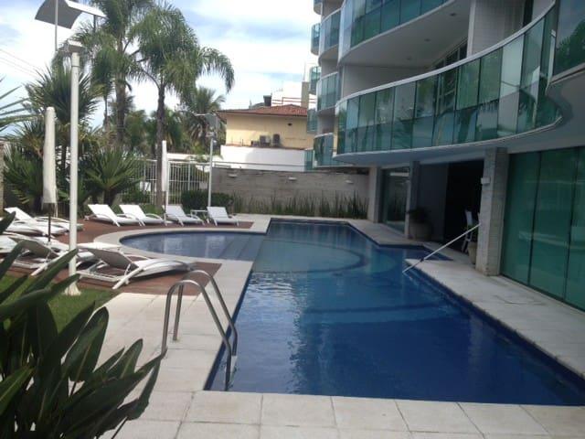 Suite frente ao mar. Sofisticação  - Rio