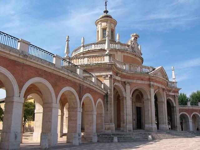 Apartamentos Emperatriz  2B Aranjuez - Aranjuez - Apartment