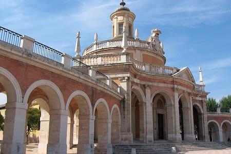 Apartamentos Emperatriz  2B Aranjuez - Aranjuez