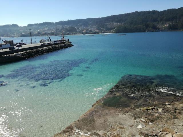 Casa marinera - San Cibran - Casa