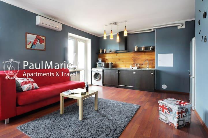 PaulMarie Apartments on Chernyakhovsky