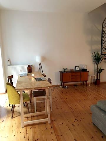 Design loft in Prenzlaeurberg - Berlin - Rumah