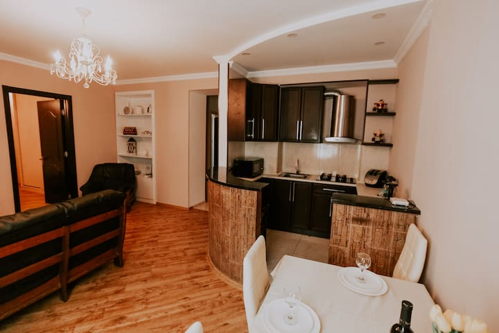 Lara's guest house in Old Tbilisi