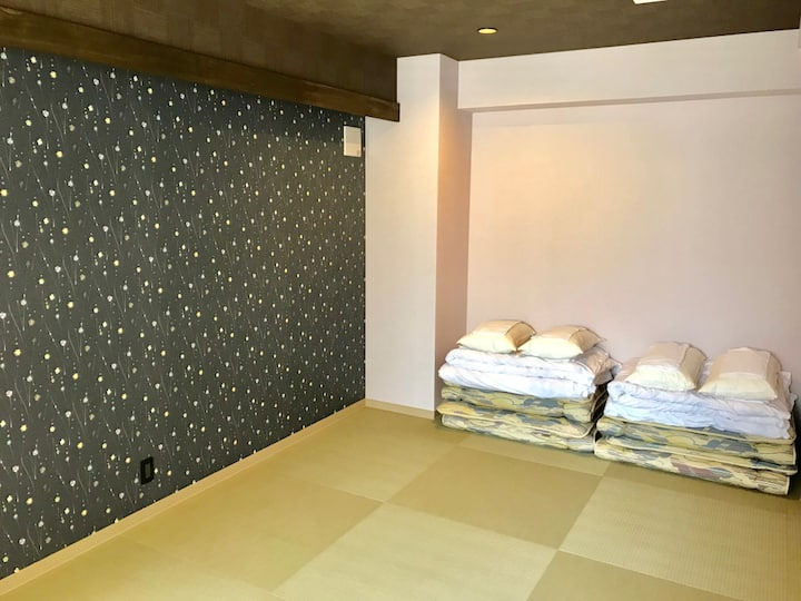 Kwate-ya Japanese-Style Quadruple Room