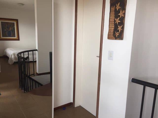 Duplex Apartment, Penthouse, Clean and Cozy