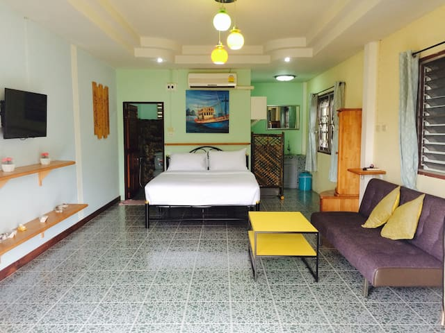 Somo Guesthouse & Restaurant - Studio Apartment