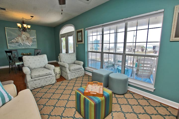 Beach View Living Room