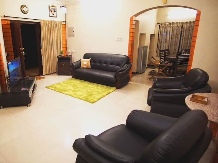 Nandhanam Eco Home Stay, Coimbatore by Rentor