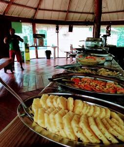 Bangalôs Amazon Juma