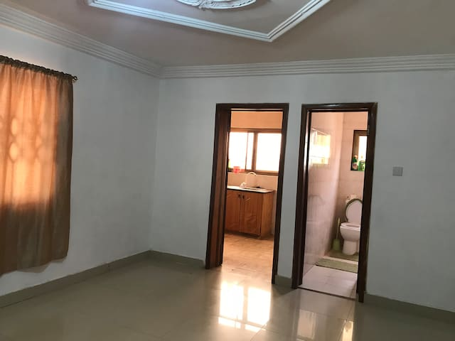One Bedroom Apartment In Achimota