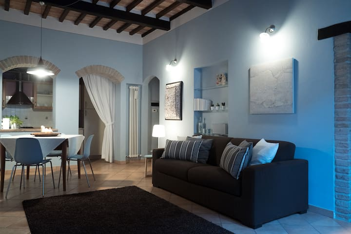 Vicolobellisei - Longiano (fc) - Longiano - Apartemen