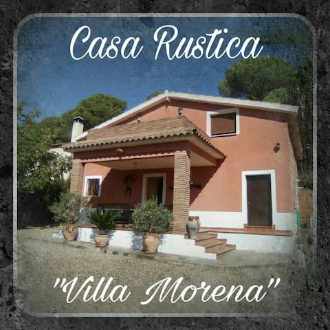 CASA RUSTICA - Santa María de Trassierra - Rumah