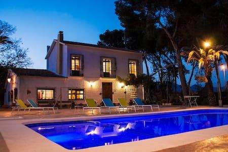 Alicante Villa, 1,5 km from beach - San Juan Alicante