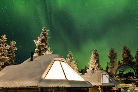 Aurora Cabin at Aurora Village - Inari