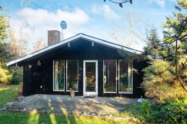 Cosy Holiday Home in Kalundborg 270m from Beach With Jetties