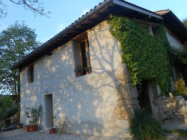 LES GRANDS TAILLIS - Saint-André-en-Royans - House