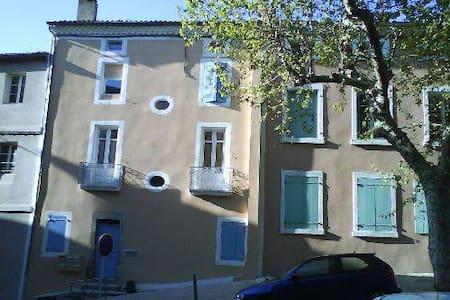 Bel appartement d'époque T3 proche centre-ville - Daire