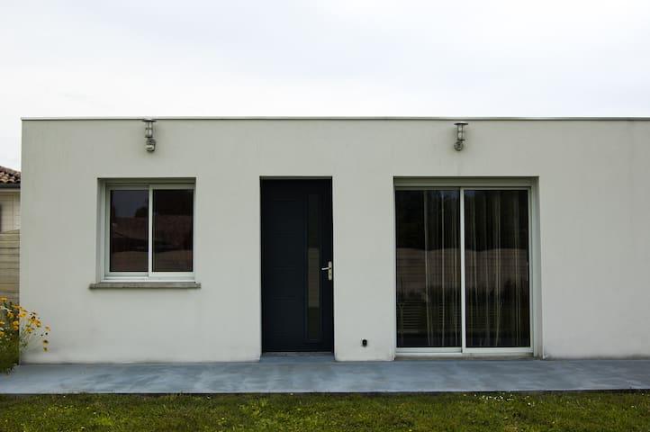 Studio 35 m2 2(3) personnes - Hinx
