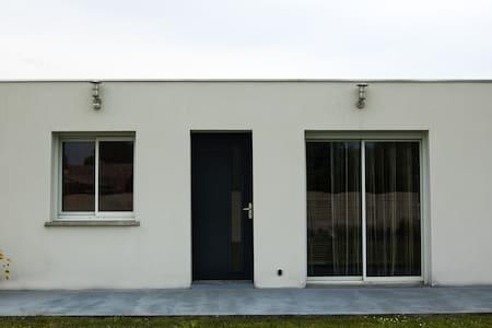 Studio 35 m2 2(3) personnes - Hinx - 独立屋