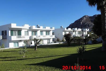 Villa Rizia Appartements - Kolymbia, Rhodos - Rhodes - Byt se službami (podobně jako v hotelu)