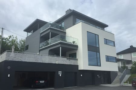Brand new apartment with free parking - Alesund