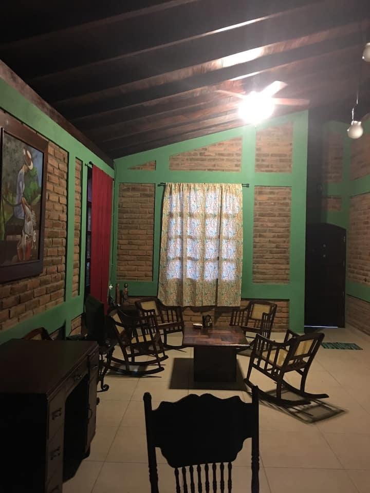 Apartamento Colonial full Amueblado