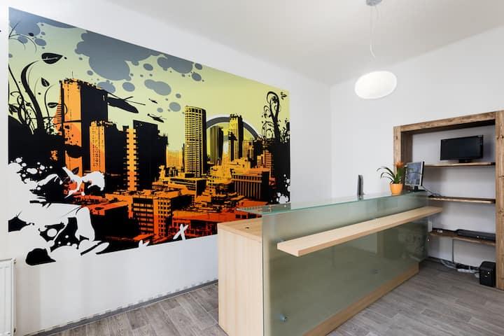 Easy Housing Hostel Prague - Bed in Dorm Room