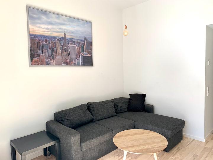 Long term rental in modern apartment