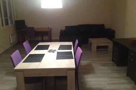 CHAMBRE LYON 8EME METRO LIGNE D - Apartment