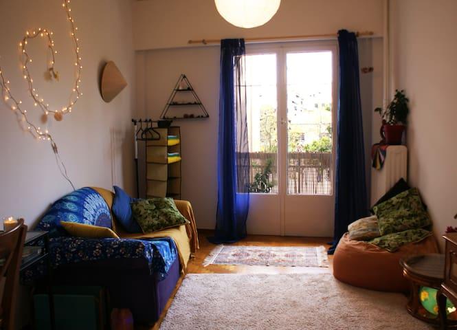 Kalliopi's and George's cozy house - Athina - House