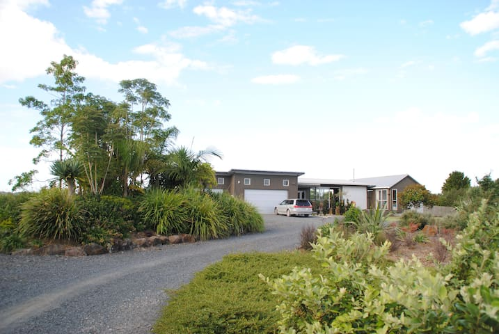 Spacious, Modern Country Home - Kerikeri - Ev