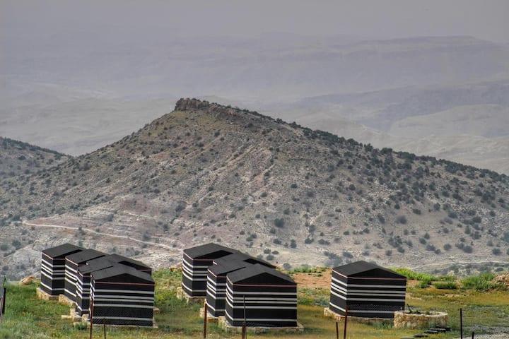 ein lahda camp site