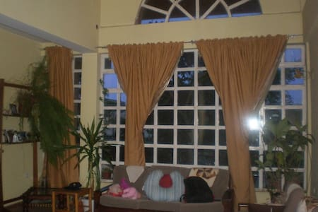 Rooms/Room available in Addis Ababa - Addis Ababa - 住宿加早餐
