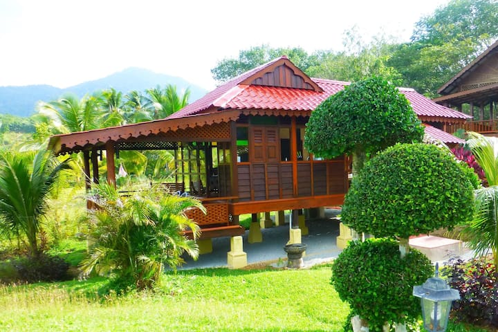 Sunset Valley - Garden House - ลังกาวี - บ้าน