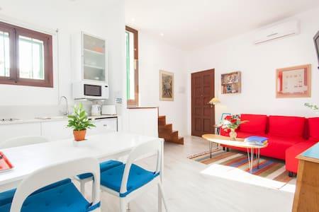 Cosy attic & terrace in Old Town - Palma de Mallorca - Loft