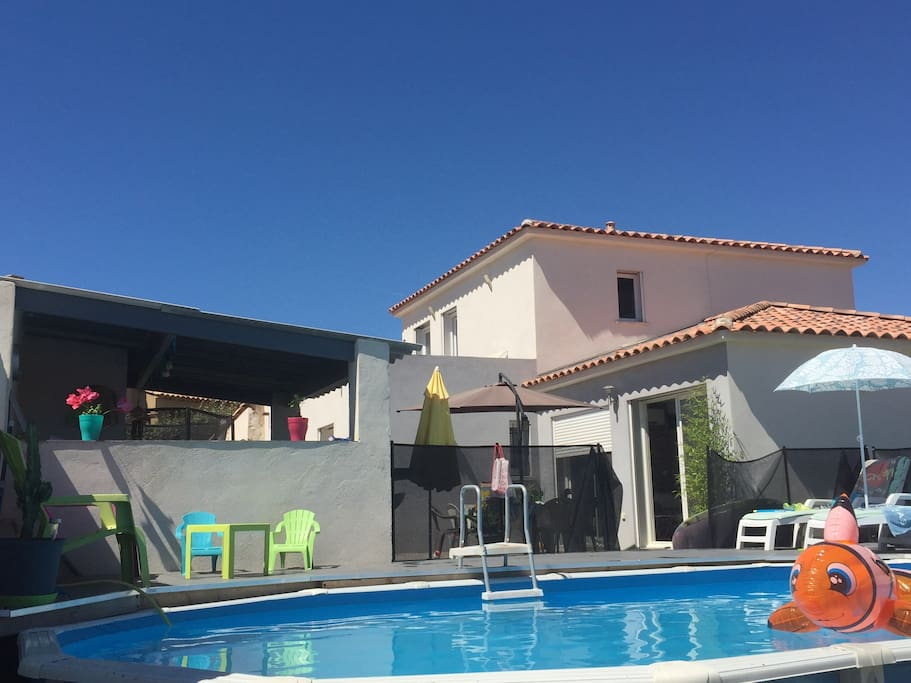 Belle Maison Moderne Piscine Calme Houses For Rent In La Ciotat Provence Alpes C Te D 39 Azur