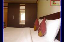 Double bed for 1-2 guest