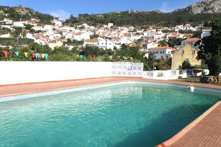 Villa with pool in the hills 70 km