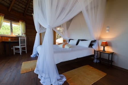 Incredible luxurious bungalows