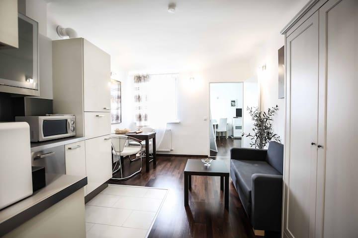 Best Location City Apartment 40m²