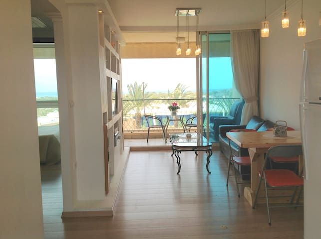 NEOT GOLF CEASARIA  2BR SEA VIEW - Caesarea - Flat