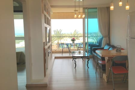 NEOT GOLF CEASARIA  2BR SEA VIEW - Caesarea