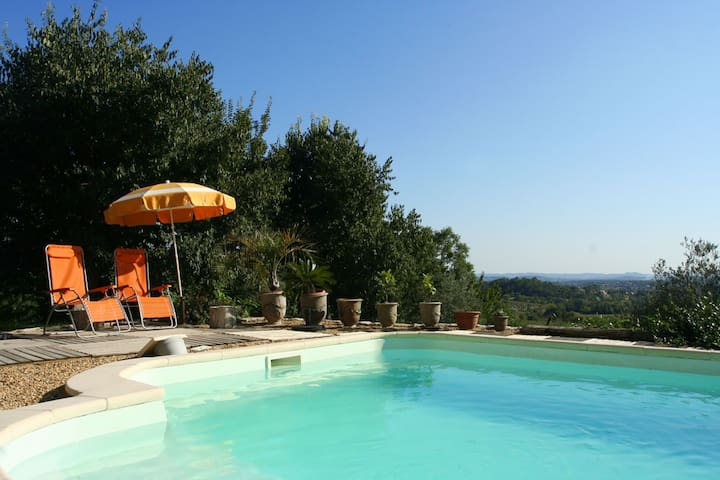 Bed and breakfast in the Cevennes - Bagard - Bed & Breakfast