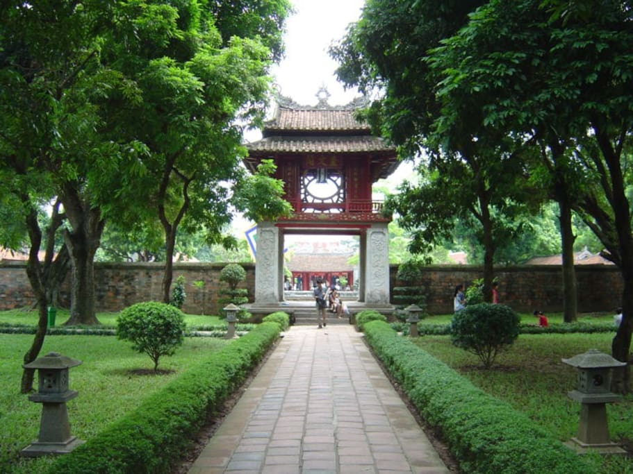 Literature Temple