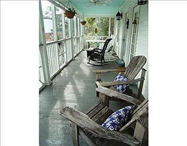 3 bed 2 bath Cottage 1 1/2 to beach - Tybee Island